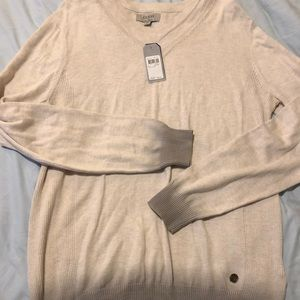 Men's Guess XL Sweater New With Tags